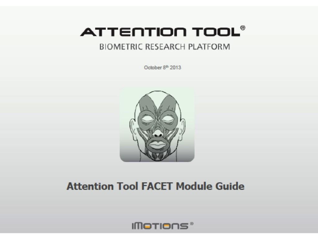 FACET (iMotion, inc)